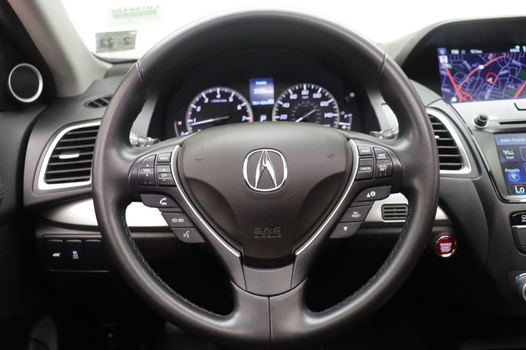 Pre-Owned 2018 Acura RDX AWD w/Technology Pkg