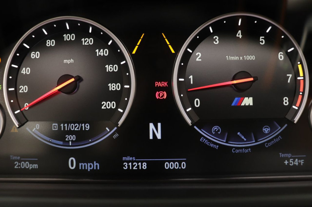 Pre-Owned 2016 BMW X5 M Base