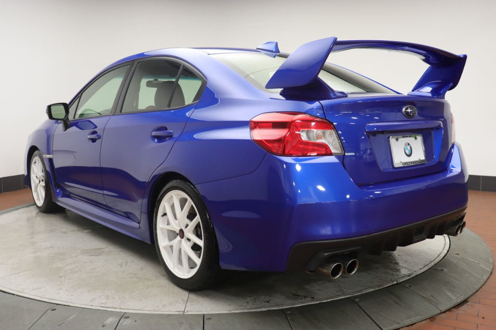 Pre-Owned 2015 Subaru WRX STI 4dr Sedan Limited