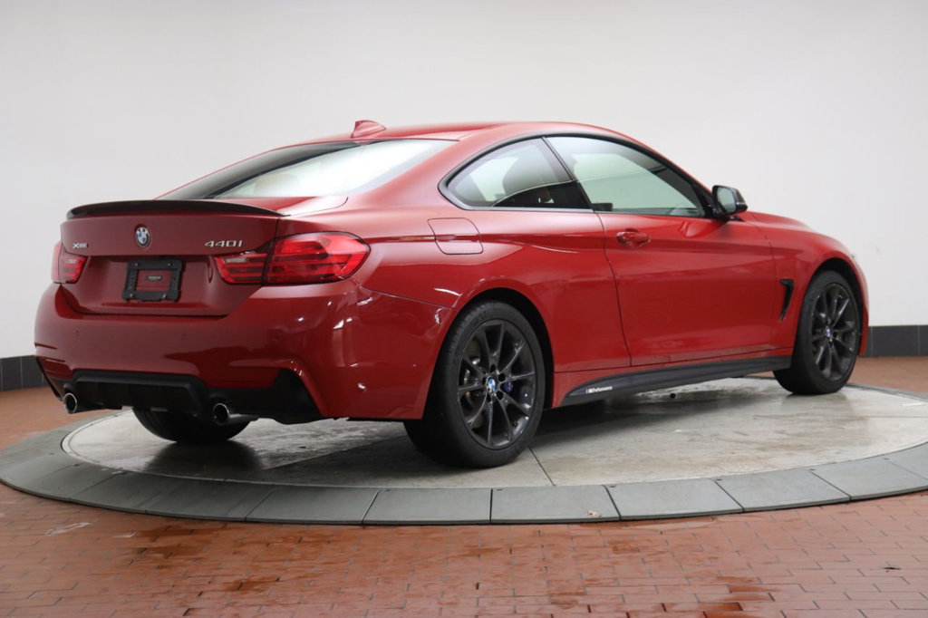 Certified Pre-Owned 2017 BMW 4 Series 440i xDrive