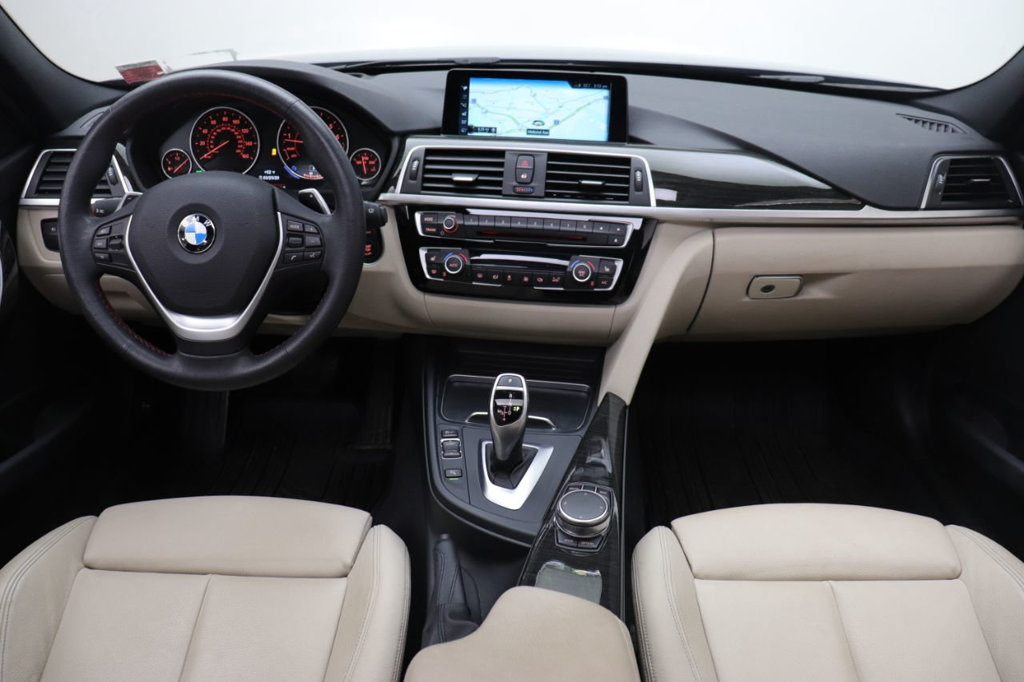Certified Pre-Owned 2017 BMW 3 Series 330i xDrive Sports