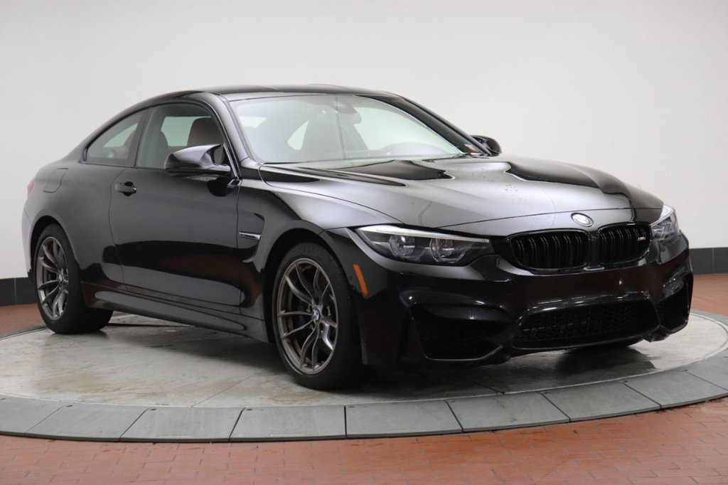 Certified Pre-Owned 2019 BMW M4 Coupe