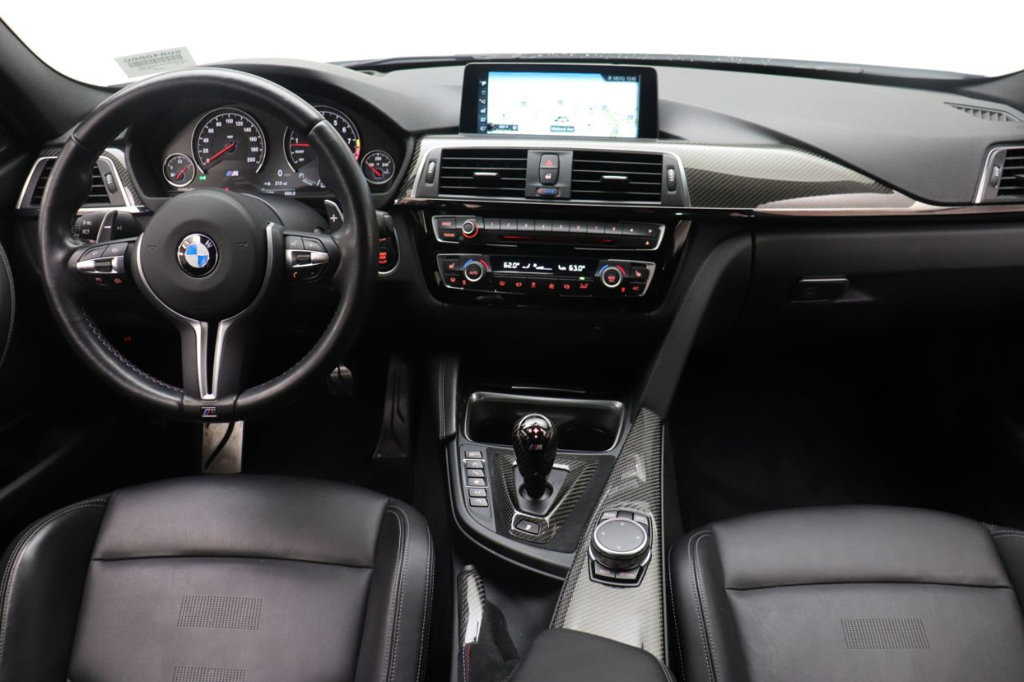 Certified Pre-Owned 2017 BMW M3 Base