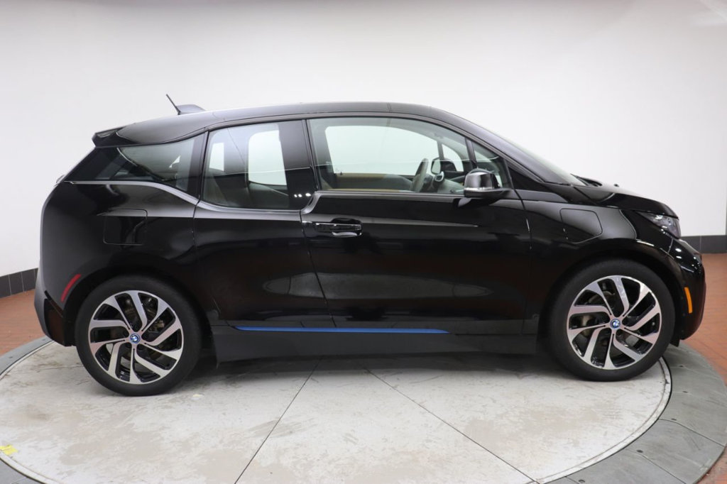 Certified Pre-Owned 2017 BMW i3 94 Ah w/Range Extender