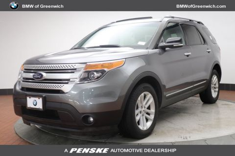 Pre-Owned 2014 Ford Explorer 4WD 4dr XLT