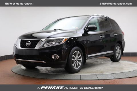 Pre-Owned 2014 Nissan Pathfinder 4WD 4dr SL