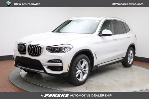 New 2020 BMW X3 xDrive30i Sports Activity Vehicle