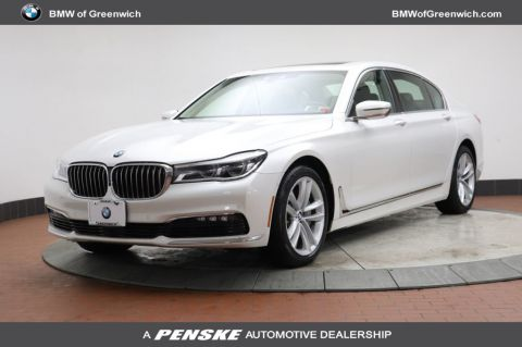 Certified Pre-Owned 2017 BMW 7 Series 750i xDrive